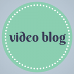 video blog graphic